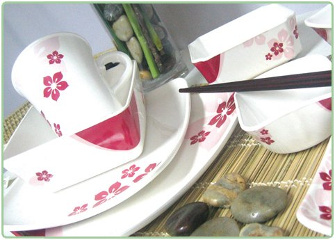 Buy Dishes Pink Posh