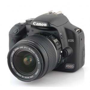 Buy Canon EOS 450D SLR Camera