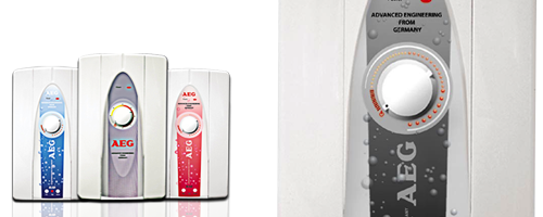 Buy AEG Instantaneous Water Heaters