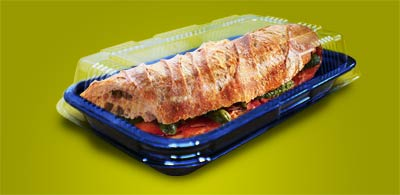 Buy Noodle Tray with Clear Cover