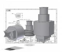 SDT Multi-Needle Dispensing Nozzles