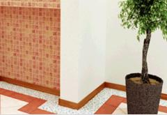 Ceramic Tile Interior