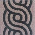 Relief Tiles Ocho