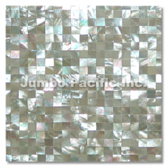 Shell Tiles and Wall Panels MOP White Shell code: