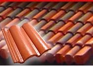 Tegula Filipina Concrete Roof Tiles