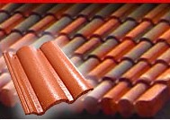 Tegula Filipina Concrete Roof Tiles