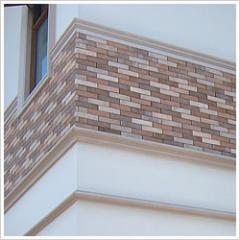 Claystone Wall Bricks