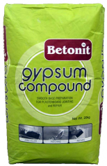Betonit Gypsum Compound