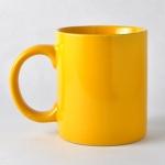 CM030 Yellow Regular Mug