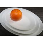 P02OV01 Oval Plate