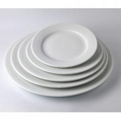 P01RD01 Round Ceramic Plates
