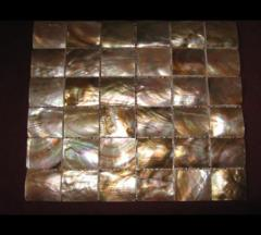 Mother of Pearl Mosaic Tile Cladding