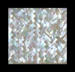 Natural Mother of Pearl Tile Walls