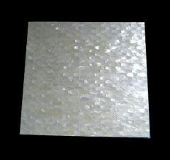 Mother of Pearl Tile Decor