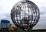 Metalwork Dome Ball