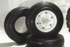 Wheels Automotive Tires