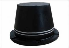 Molded Rubber Products Cone Fender