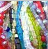 New Glass Clear Beads