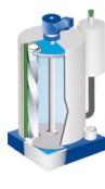 Flake Ice Generator by GEA Geneglace