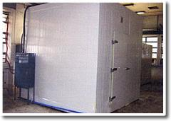 Sandwich Panel Designed for Quick Assembly
