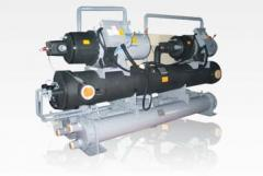 Water-Cooled Horizontal Screw Chillers