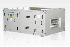 AIR SIDE Central Station Air Handling Unit (1200 -