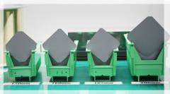 Silicon Wafers Solar Components