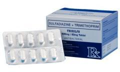 Trisulfa Antibacterial