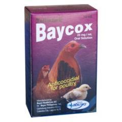 Baycox 25 mg Oral Suspension 10 mL