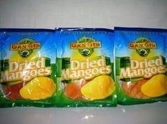 Dried Mango   DM100g