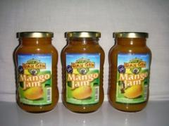 Mango Jam Nipa Nut