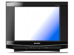 """21"""" Slim Flat TV 21V-FK190M"""