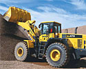 Wheel Loaders WA250-6