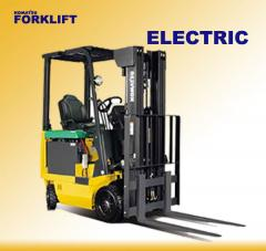Stackers Forklifts Elektric