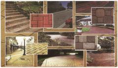 Track Concrete Pavement