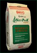 12-4-4 with NutriPeak Organic