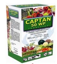 Fungicides  CAPTAN