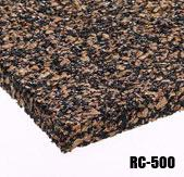 Isodec Rubber Cork Underlay