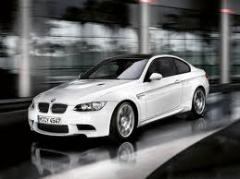 BMW M3 Coupe car