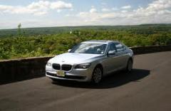 BMW 7 Series Sedan car