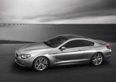 BMW 6 Series Coupe car