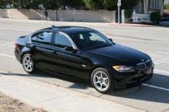 BMW 3 Series Sedan 335i car