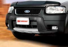 Ford Escape CB-FE-01 Front Bumper Over rider