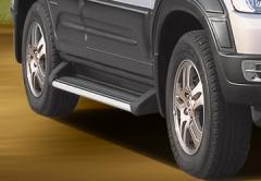 Honda CRV CB-CRVN-04 Aluminum Side Step