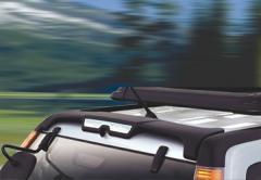 Honda CRV CB-CRVN-07 Stylish spoiler