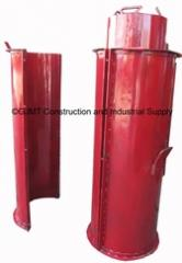 ®Capri Concrete Pipe Mould Models CPM-36