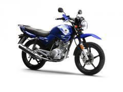 Yamaha Motorcycle YBR 125