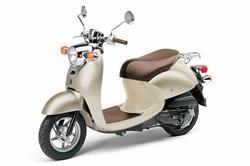 Yamaha Vino Classic scooter