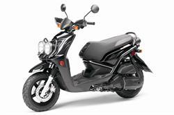 Yamaha Zuma 125 scooter