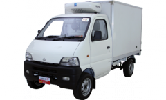 Chana Refrigerated van